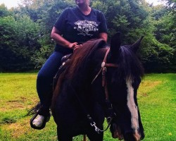 My horse Princess