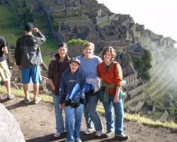 Service Mission to Peru. Climbed Machu Picchu both times. 2007 and 2008