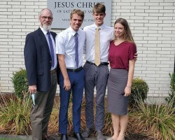 Sep 2021 sabbath w daughter and sons